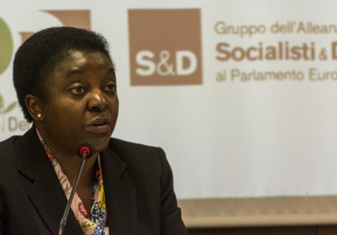 """Premio Lux, Kyenge """"La difesa dell'ambiente e l'impegno sociale"""""""