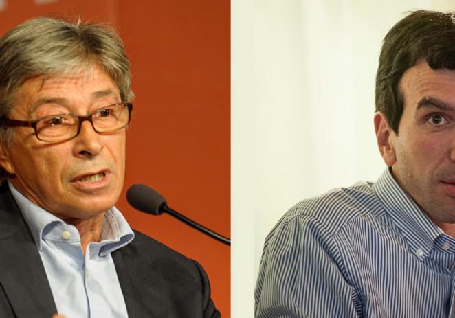 Lunedì 9 novembre incontro con Maurizio Martina e Vasco Errani