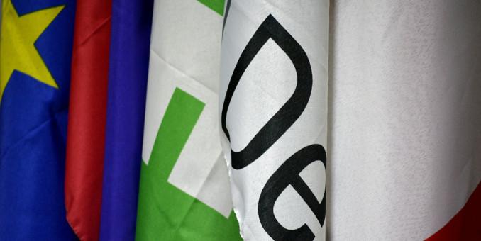 Referendum, domenica mattina a Marzaglia Sabattini e Lorenzon