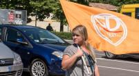 I Gd della Bassa modenese a fianco del sindaco contro Forza nuova