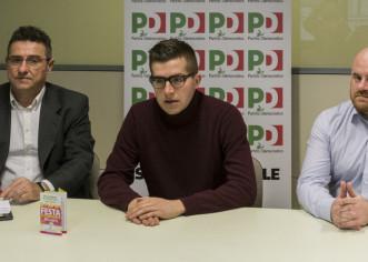 Sulla Festa di Primavera Marcello Mandrioli e Alberto Cirelli
