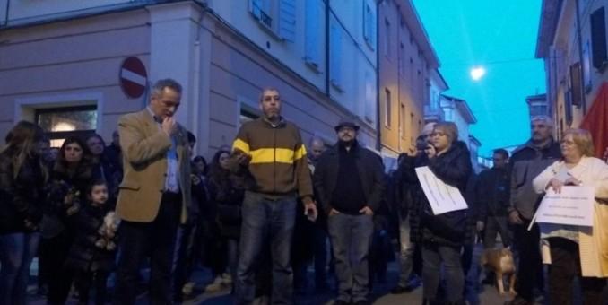 """Mirandola, Sabattini: """"Solidarietà al commerciante e ai cittadini"""""""
