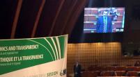 Consiglio d'Europa, Boschini ha spiegato la Riforma costituzionale