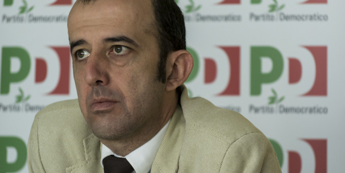 Pd on the road, l'intervista ad Antonio Carpentieri