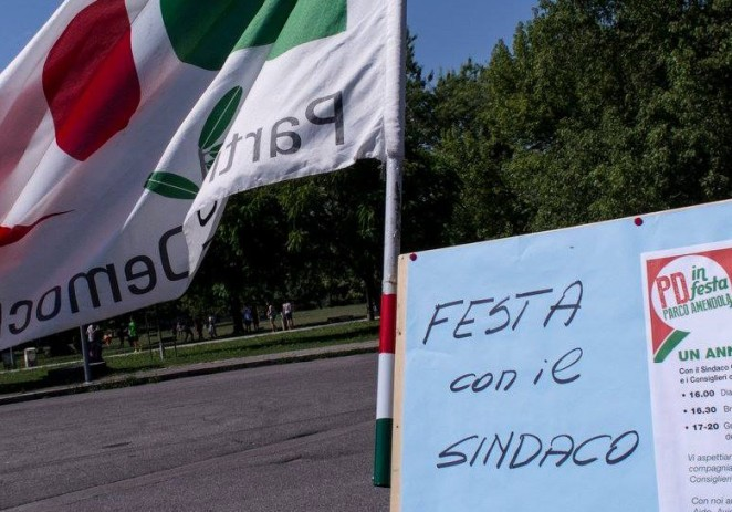 Buon Pastore, domenica pomeriggio Pd in Festa al parco Amendola