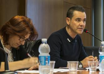 """Sisma, Molinari """"La ricostruzione, impegno di tutto il partito"""""""