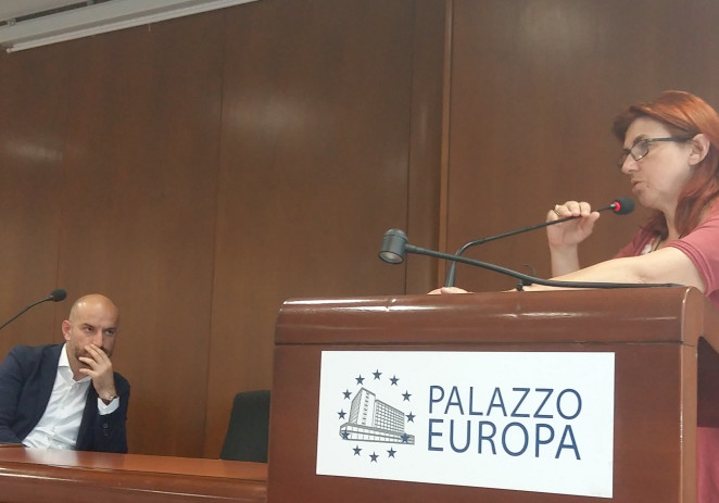 """Voto, Lucia Bursi """"Tornare tra le persone, smettere di litigare"""""""