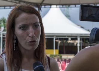 #PonteAlto2016, Benedetta Brighenti in conferenza stampa