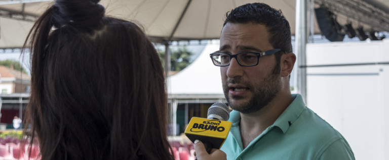#PonteAlto2016, Leonardo Pastore in conferenza stampa