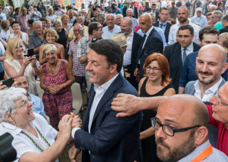 """Renzi, Lucia Bursi """"Bella giornata, avanti sul merito delle riforme"""""""