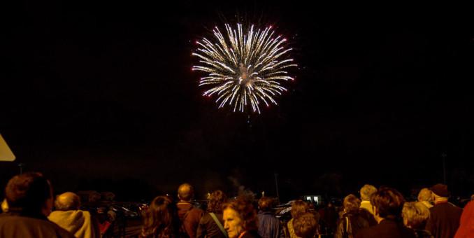 Bosco Albergati, lunedì 8 agosto lo spettacolo dei fuochi d'artificio