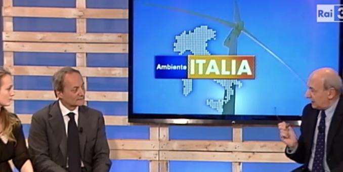 """Rai, Vaccari """"Perché lo stop del programma Ambiente Italia?"""""""