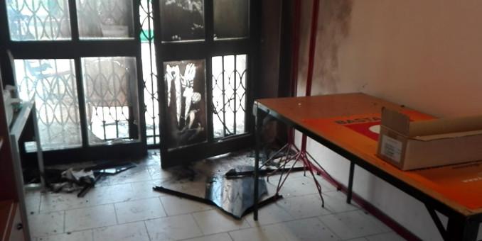 Pd Madonnina, domenica si ridipinge la sede dopo l'esplosione