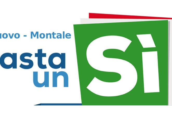 Referendum, costituito il Comitato per il Sì di Castelnuovo e Montale