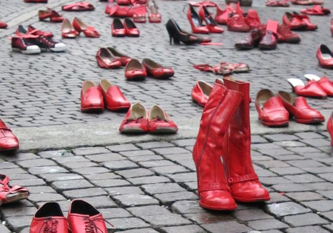 In Senato la staffetta contro il femminicidio promossa da 49 parlamentari Pd
