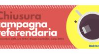 A Carpi oggi alle 18.30 chiusura della campagna referendaria