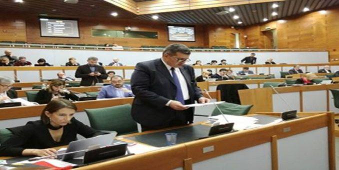 Regione, Campedelli relatore del Piano dell'aria presentato oggi