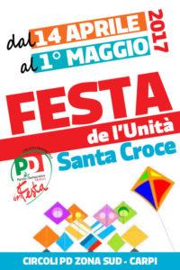 Festa de l'Unità di Santa Croce