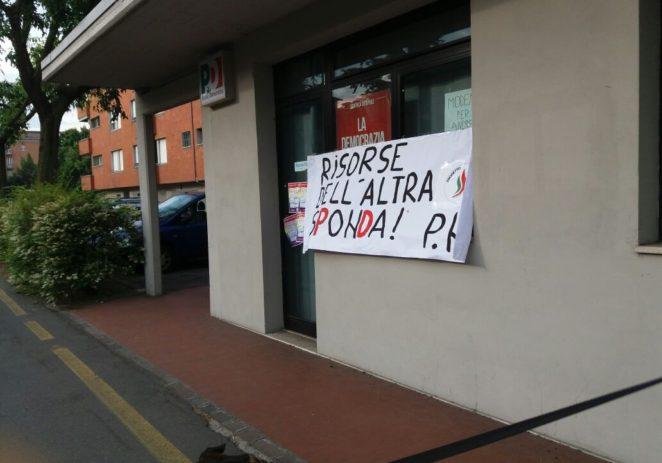 """Bortolamasi """"Condanna dell'ennesimo attacco a una sede Pd"""""""