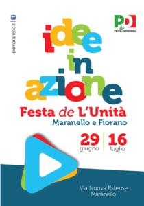 Festa de l'Unità di Maranello e Fiorano