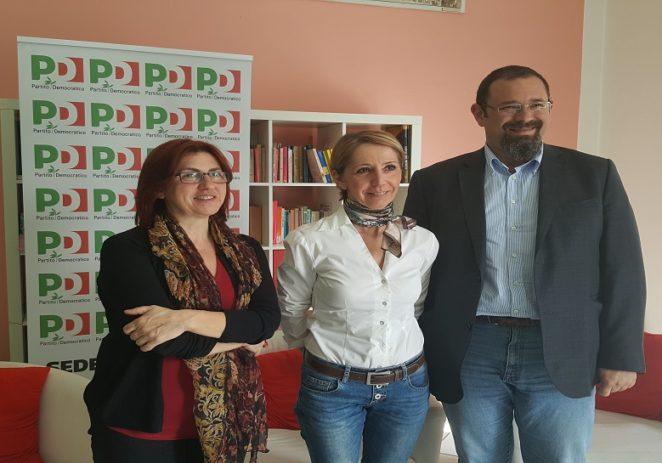"""Vignola, Bursi e Fava """"Domenica andate a votare per Paola Covili"""""""