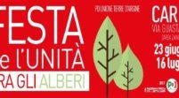 Carpi, ultimo fine settimana per la Festa de l'Unità tra gli alberi