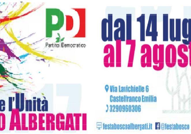Bosco Albergati, 25 luglio: Orchestra Comandini, Tabarroni e EGO