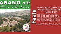 Marano sul Panaro, torna la Festa de l'Unità dal 21 al 30 luglio.