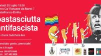 """Castelfranco, Bursi e Benuzzi """"Solidarietà ad Anpi e Libera"""""""