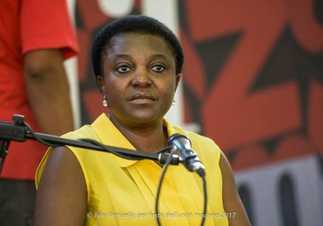 "Kyenge ""Il razzismo la paga cara: Roberto Calderoli condannato"""