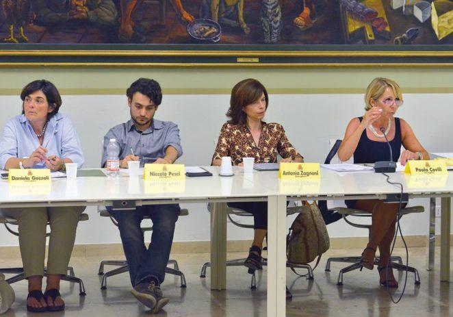 """Vignola, Covili e Zagnoni """"Pelloni 'snobba' Conferenza delle elette"""""""