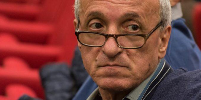 """Bortolamasi e Bellei """"Cordoglio per la scomparsa di Pino Mazzeo"""""""