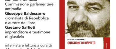 Gd, sabato a Modena la presentazione del libro di Baldessarro