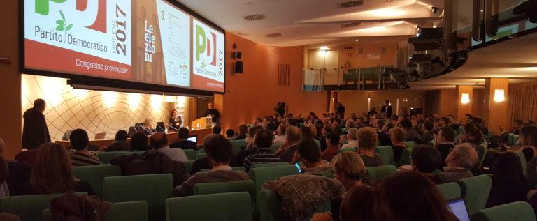 Davide Fava è il nuovo segretario provinciale del Pd modenese