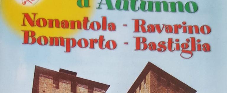 Nonantola, torna dal 6 al 29 ottobre la Festa de l'Unità d'Autunno