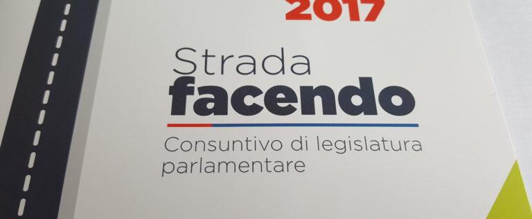 Venerdì Vaccari presenta il consuntivo di Legislatura a Vignola