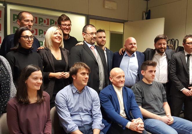 Pd Modena, ecco i componenti della nuova Segreteria provinciale