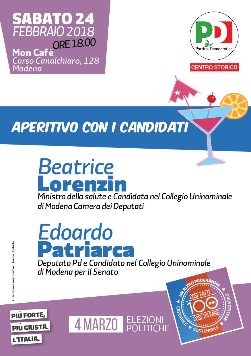 Modena 24 febbraio