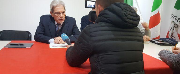 Domenica a Sassuolo pranzo con il ministro De Vincenti
