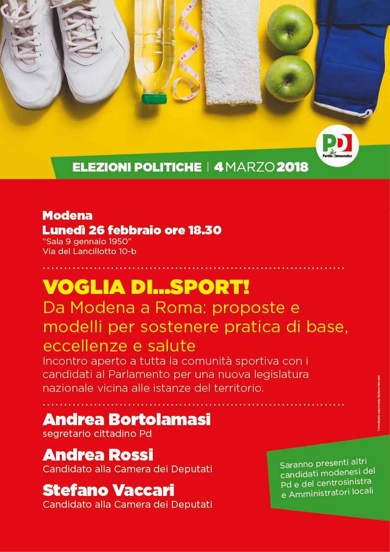 Modena 26 febbraio