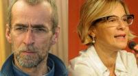 """Violenza sulle donne, Poggi e Liotti """"Bene la prima panchina rossa"""""""