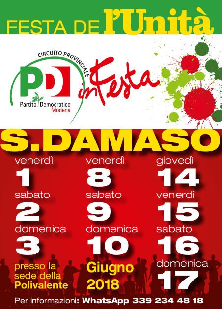 Festa de l'Unità di San Damaso