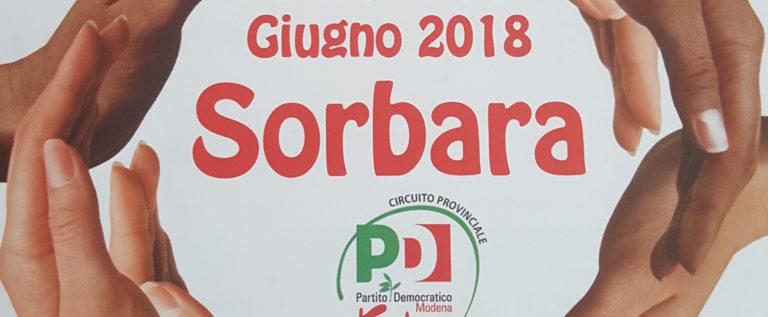 Festa Sorbara, martedì sera incontro Pizzarotti, Borghi e Silvestri