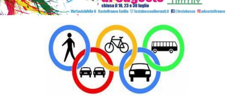 Bosco Albergati, martedì di mobilità sostenibile nel territorio