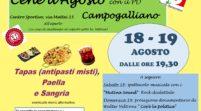 Campogalliano, sabato e domenica delle Cene d'Agosto con il Pd