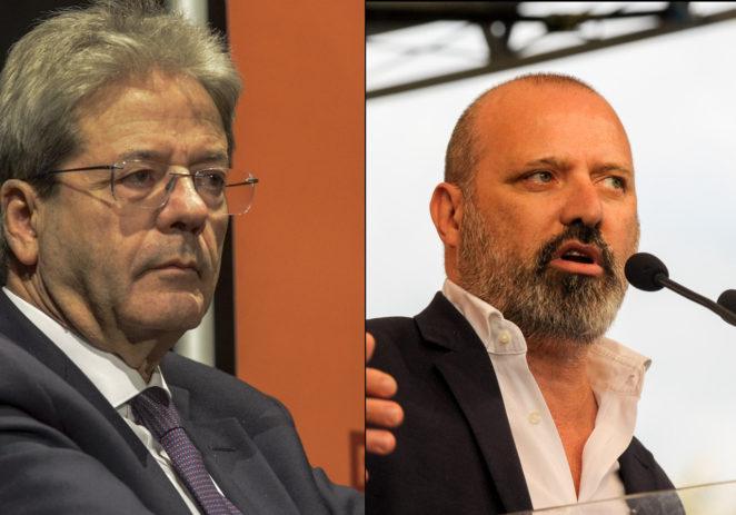 Ponte Alto, domenica sera Paolo Gentiloni e Stefano Bonaccini