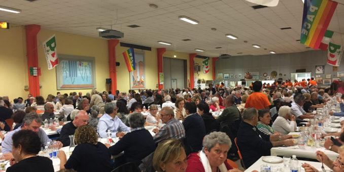 Nonantola, dal 4 al 27 ottobre torna la Festa de l'Unità d'autunno
