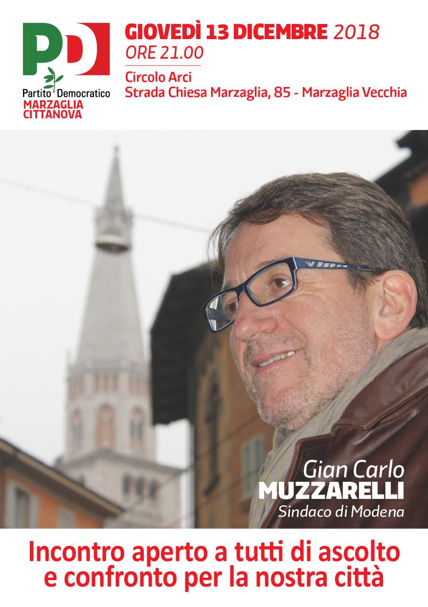 Marzaglia, 13 dicembre