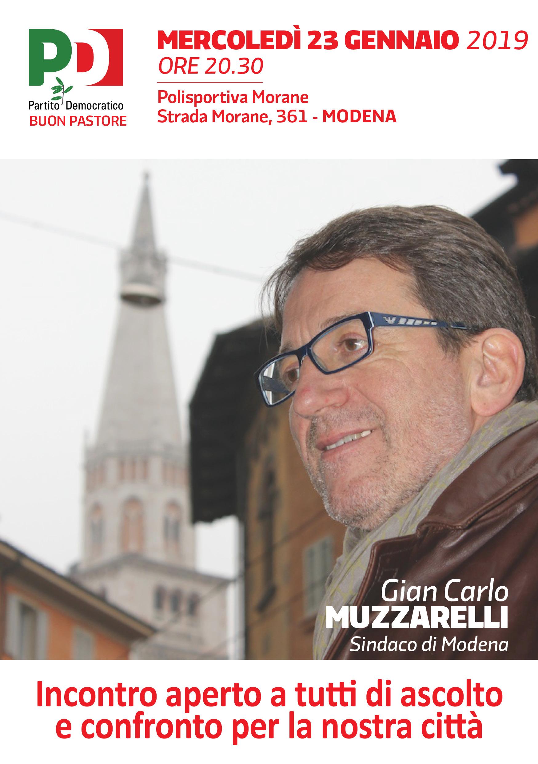 Modena, 23 gennaio
