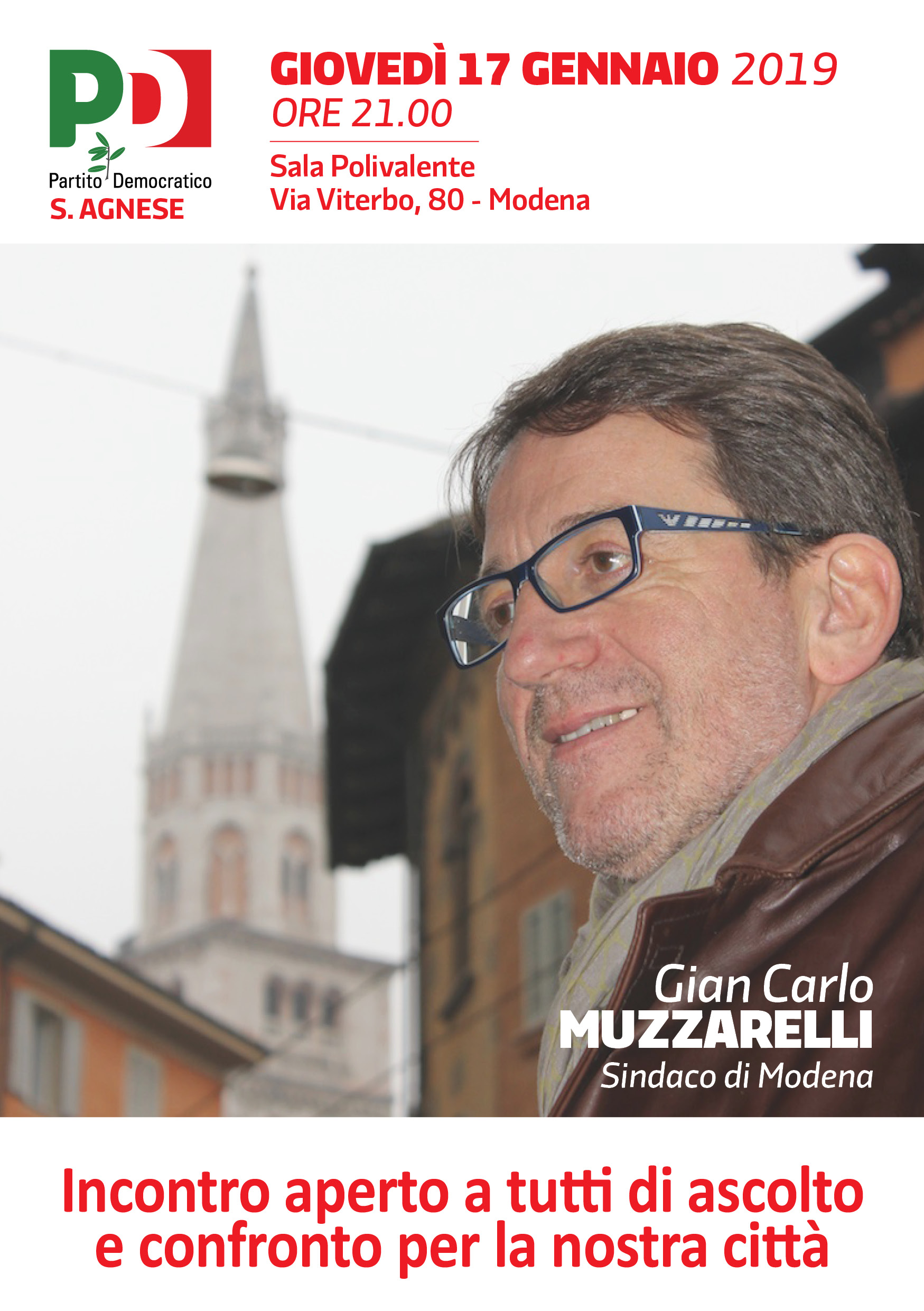 Modena, 17 gennaio